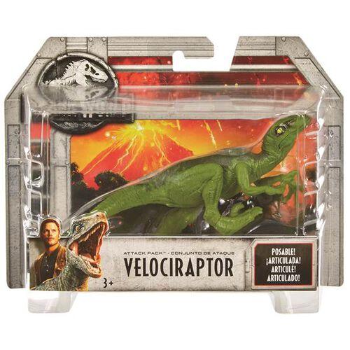 Jurassic World จูราสสิค เวิร์ด ไดโนเสาร์ แอคชั่น ฟิกเกอร์ แอทแทค แพ็ก คละแบบ