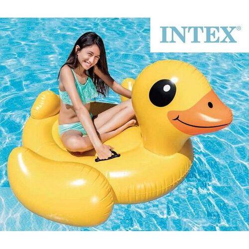 Intex แพยางเป่าลม เป็ดเหลือง