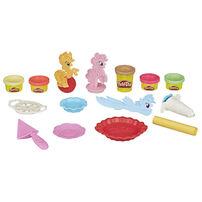 Play-Doh เพลย์โดว์ มาย ลิตเติ้ล โพนี่ โพนี่วิลล์ พาย