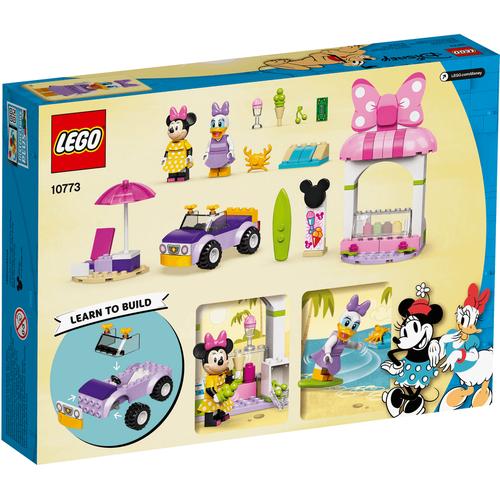 LEGO เลโก้ ดีสนีย์ มินนี่ เมาส์ ไอศกรีม ชอพ 10773