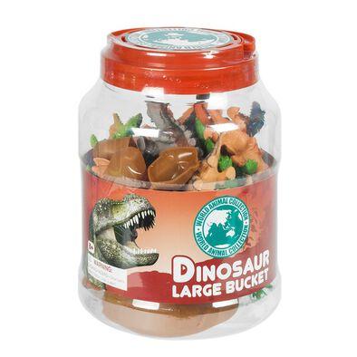 World Animal Collection เวิลด์ แอนิมอล คอลเลคชั่น ชุดฟิกเกอร์ไดโนเสาร์ กล่องใหญ่