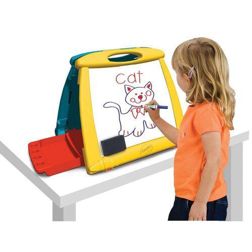 Crayola เครโยล่า กระดานวาดเขียนตั้งโต๊ะแบบพกพา