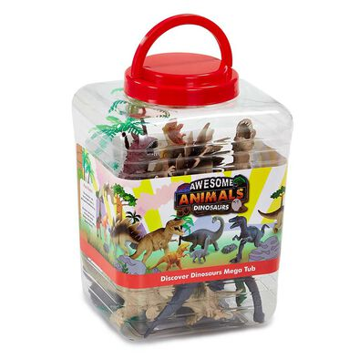 Awesome Animals ออซัม แอนนิมอลส์ ชุดฟิกเกอร์ไดโนเสาร์