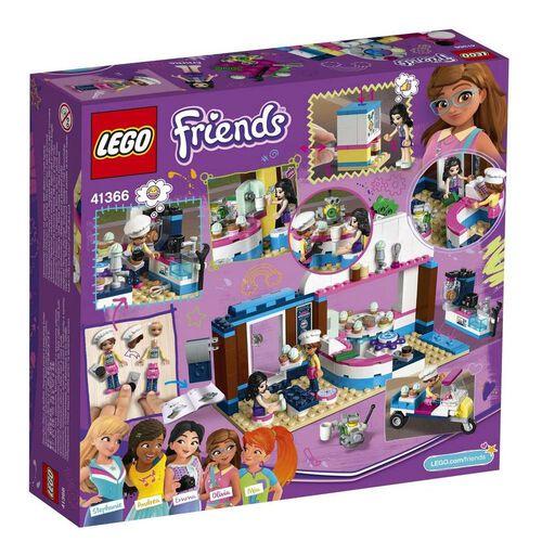 LEGO เลโก้โอลิเวีย คัพเค้ก คาเฟ่ 41366