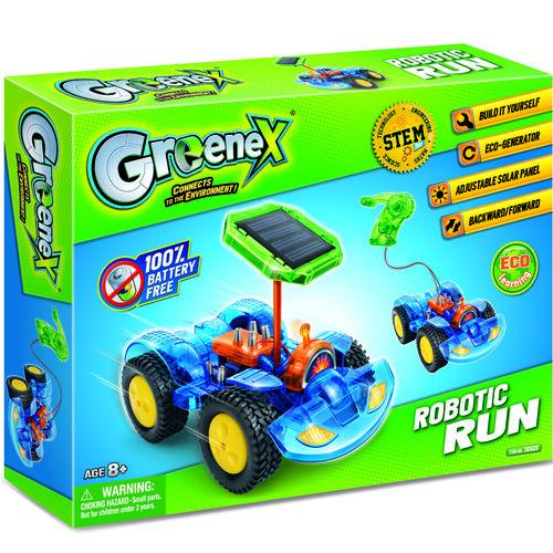 Greenex กรีนเนกซ์ โรโบติค รัน
