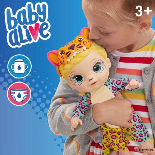 Baby Alive เบบี้ อไลฟ์ เรนโบว์ ไวลด์แคท เลพเพิร์ด