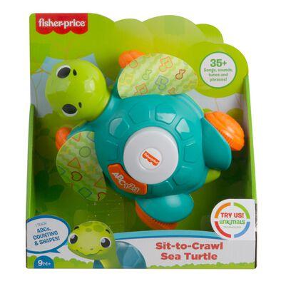 Fisher-Price ฟิชเชอร์-ไพร์ส ลิงค์คิมอล ของเล่นเสริมพัฒนาการรูปเต่าทะเล