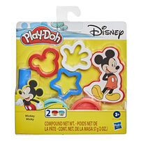 Play-Doh เพลย์โด ชุดแป้งปั้นพร้อมแม่พิมพ์ลายมิกกี้-มินนี่ คละแบบ