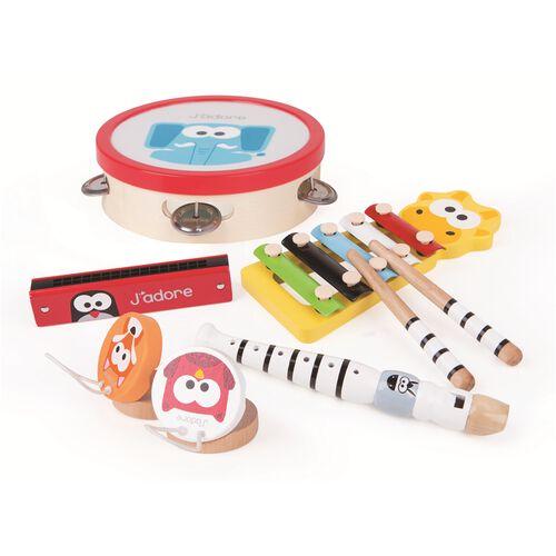 J'adore ฌาดอร์ ของเล่นไม้ ชุดเครื่องดนตรี