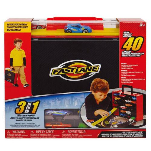 Fast Lane ฟาสท์เลน กล่องเก็บรถ (พับได้)