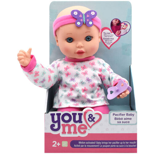 You & Me เมจิก แพซิไฟเออร์ เบบี้