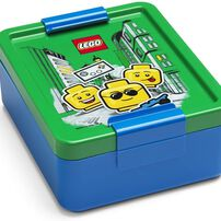 LEGO เลโก้ ชุดกล่องข้าว สีเขียว