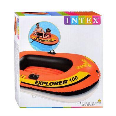 Intex เรือยางเป่่าลม เอ๊กซ์เพลอเร่อ 100