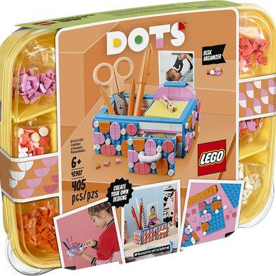 LEGO เลโก้ ด็อทส์ ชุดประดิษฐ์กล่องใส่เครื่องเขียน 41907