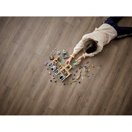 LEGO เลโก้ ฮอว์ควอร์ท เฌมเบอร์ ออฟ ซิเครท 76389