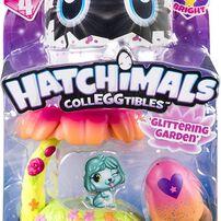 Hatchimals Colleggtibles ฮาชิมอล ไลท์ อัพ การ์เด็นท์
