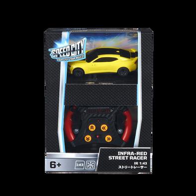 Speed City สปีด ซิตี้ รถบังคับวิทยุ อินฟราเรด สตรีท เรเซอร์