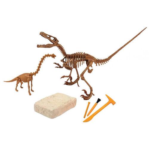ของเล่นขุดฟอสซิลไดโนเสาร์ - เวโลซีแรปเตอร์