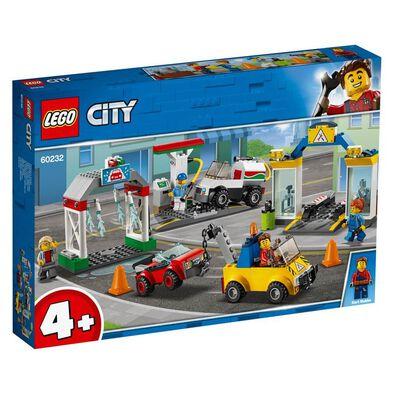 LEGO เลโก้การาจเซ็นเตอร์ 60232