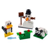 LEGO เลโก้ คลาสสิคครีเอทีฟ ไวท์บริค 11012