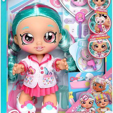 คินดี้คิดส์ ฟันไทม์เพลย์ ซินดี้ป๊อป ของเล่นตุ๊กตาคุณหมอกับอุปกรณ์ตรวจคนไข้
