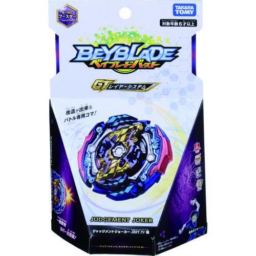 Beyblade เบย์เบลด B_142 บูสเตอร์ นิว J