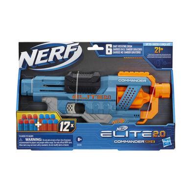 NERF เนิร์ฟ อิลีท 2.0 คอมมานเดอร์ RD-6