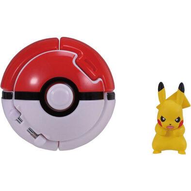 Pokemon โปเกมอน มอนส์เตอร์บอล ปิกาจู
