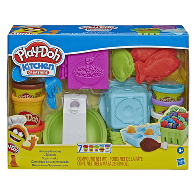 Play-Doh เพลย์โด โกรเซอรี่ กู๊ดดี้