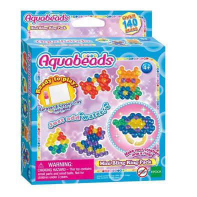 Aquabeads อควาบีท ชุดมินิแหวน