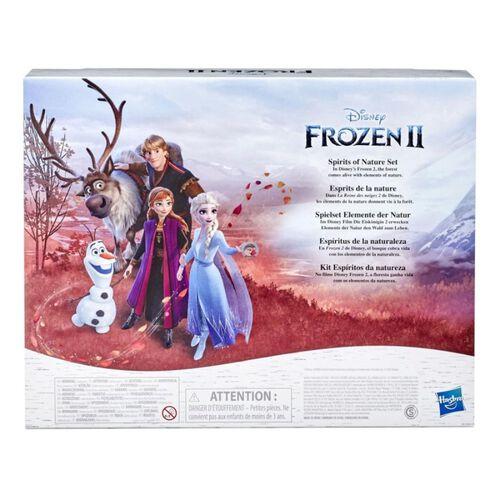 เชตดีส์นีย์ โฟรเซ่น Disney Frozen 2 Spirits of Nature Set