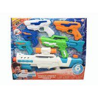 Sizzlin' Cool ปืนฉีดน้ำแพค 6