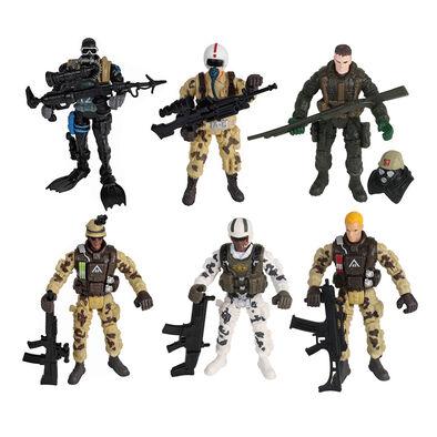Rescue Force เรสคิว ฟอร์ส โซลเยอร์ ฟิกเกอร์ เซ็ต