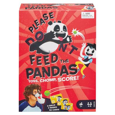 Mattel Games แมทเทล เกม Please Feed The Pandas