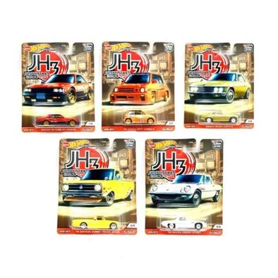 Hot Wheels ฮ็อตวีลส์ คาร์ คัลเจอร์ เจแปน ฮิสทอริคส์ 3 (คละลาย)