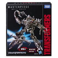 Transformers ทรานสฟอร์เมอร์ มาสเตอร์พีซ มูฟวี่ ซีรีส์ เมก้าทรอน Mpm-8
