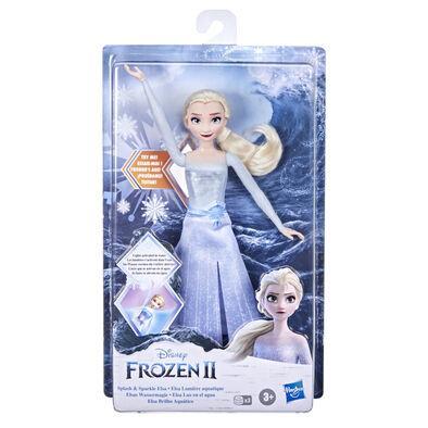 Frozen 2 โฟรเซ่น 2 สแปลช แอนด์ สปาร์เคิล เอลซ่า