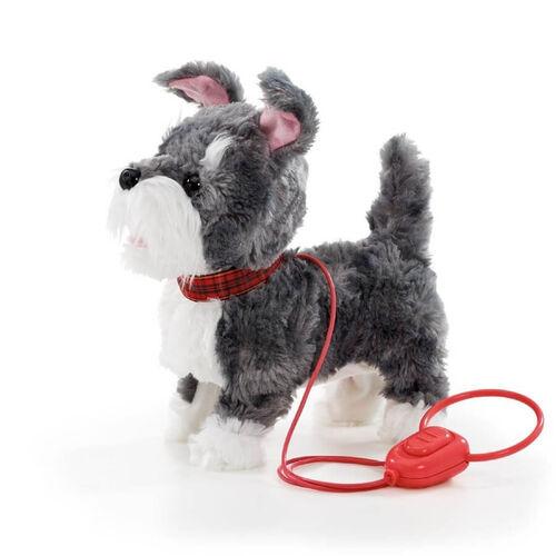 แอดโด้ ของเล่นจูงน้องหมาเดินเล่น (สีขาวเทาและขาว)