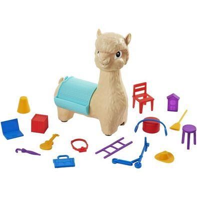 Mattel Games แมทเทล เกมส์ Hackin' Packin' Alpaca