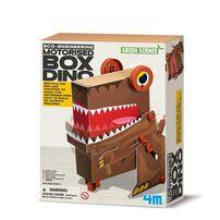4M โฟร์เอ็ม อีโค เอ็นจิเนียริ่ง ชุดหุ่นยนต์ไดโนเสาร์จากกล่องกระดาษ