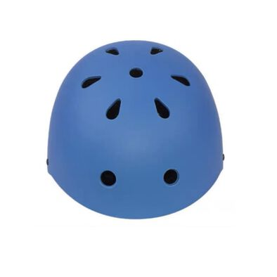 หมวกกันน๊อคเด็ก ขนาด M สีน้ำเงิน  (54-58 cm)