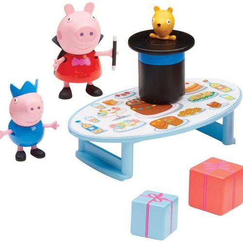 Peppa Pig เป๊ปป้า พิก ชุดของเล่นเมจิคปาร์ตี้เป๊ปป้า