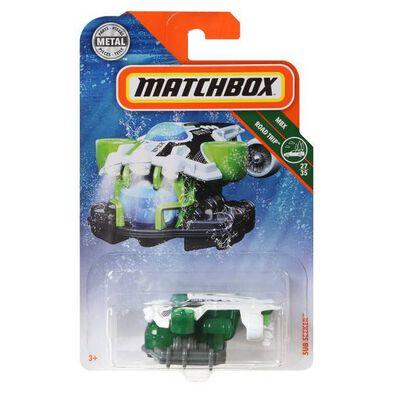 Matchbox แมทช์บ็อกซ์ เบสิกคาร์ คอลเลคชั่น (คละแบบ)