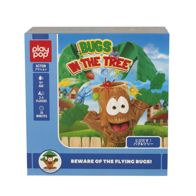 Play Pop เพลย์ป๊อป Bugs In The Tree Action Game