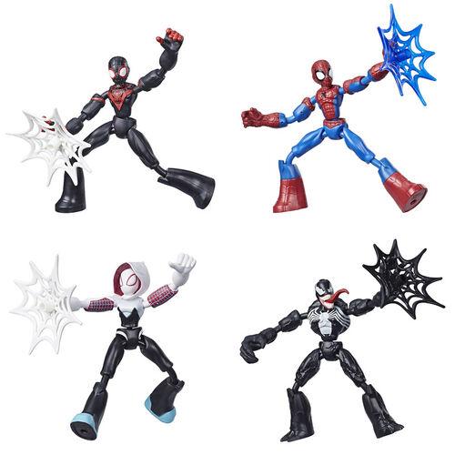 Spider Man สไปเดอร์แมน เบน แอนด์ เฟลกซ์ (คละแบบ)