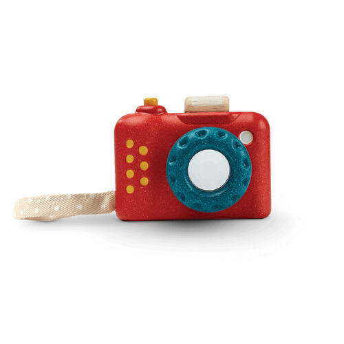 Plantoys แปลนทอยส์ กล้องถ่ายรูปตัวแรกของฉัน