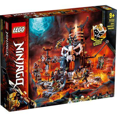 LEGO Ninjago เลโก้ นินจาโก สกูล ซอร์เซอเรอร์ ดันเจน 71722