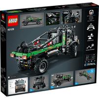 LEGO เลโก้ เทคนิค 4X4 เมอร์ซิเดส เบนซ์ ซีทรอส ไทรอัล ทรัค  42129