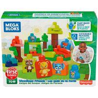 Mega Bloks First Builders เมก้า บล็อคส์ เฟิร์สท์ บิวเดอร์ เฟรนด์ลี่ ฟอร์เรสท์