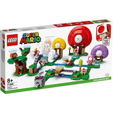 LEGO เลโก้ ซูเปอร์มาริโอ้ ท็อด ทรีเชอร์ ฮันท์ เอ็กซ์แปนชั่น 71368